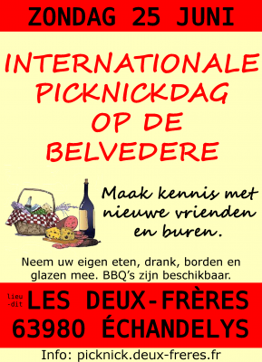 PicknickDayNederlands